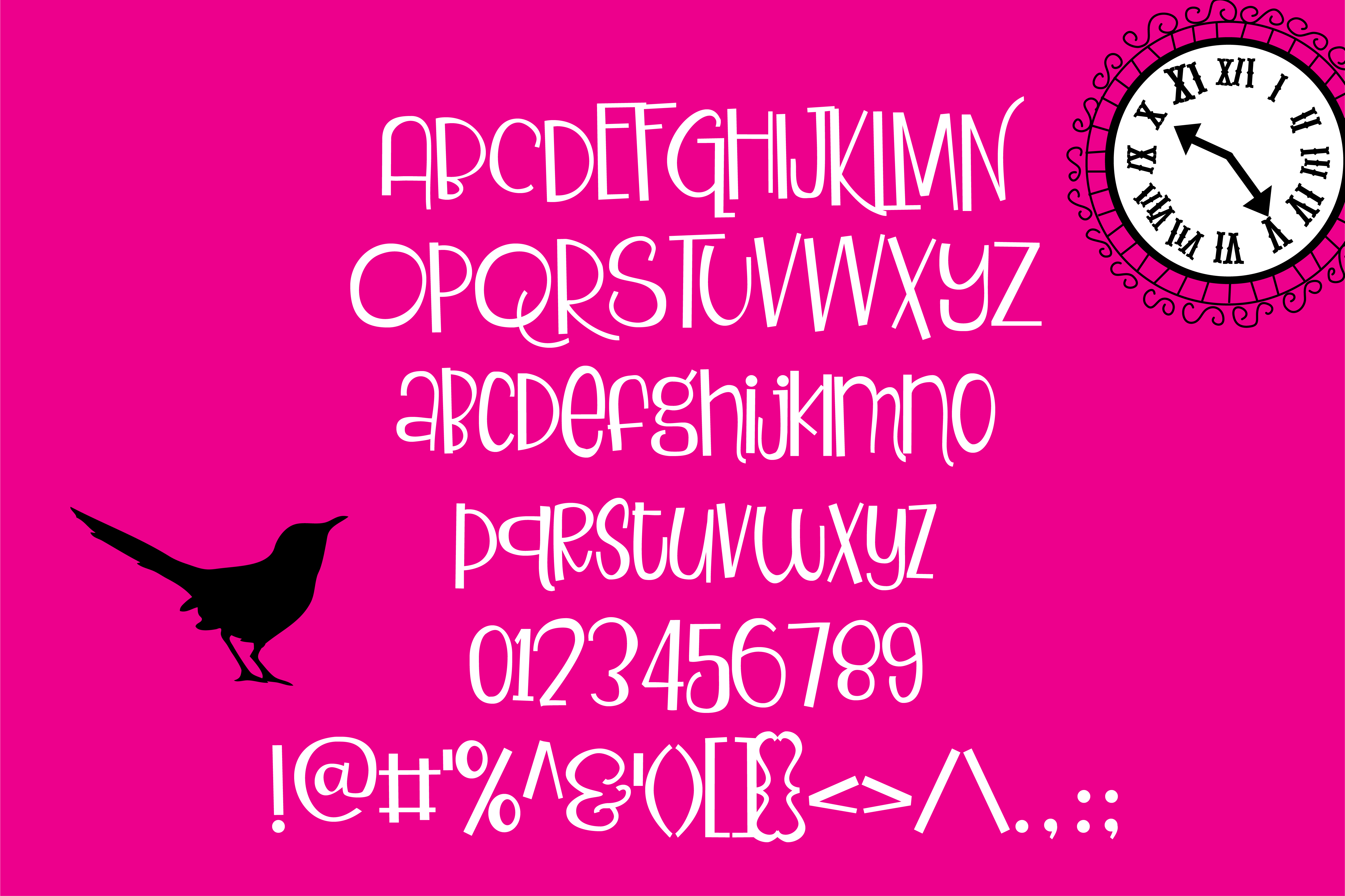 ZP Blackbird Pie example image 4