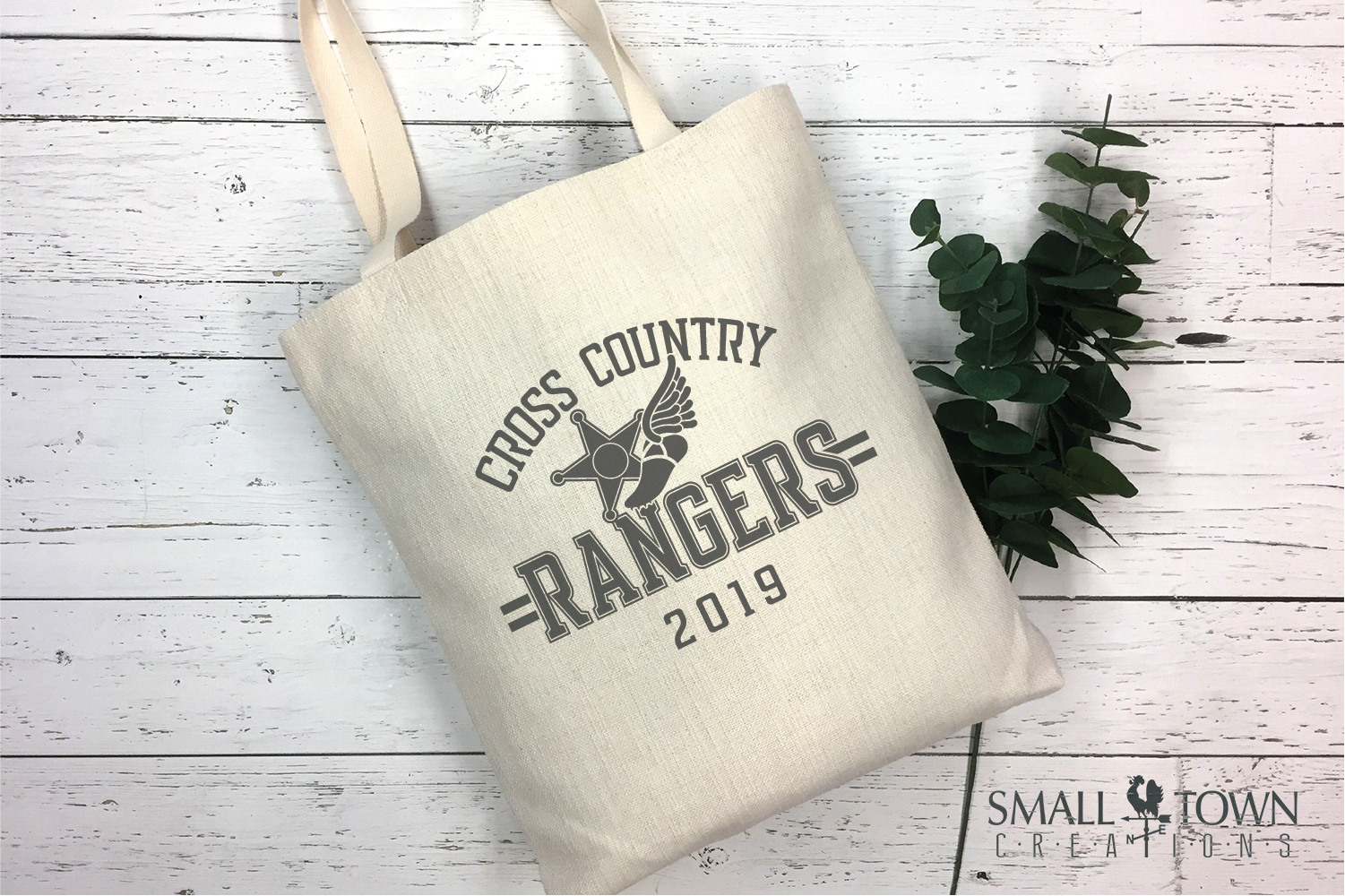 Ranger Cross Country, Sports, Logo, PRINT, CUT & DESIGN example image 4