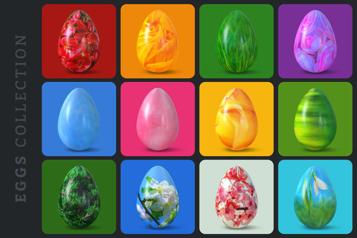 Easter Egg Mockups and Images example image 21