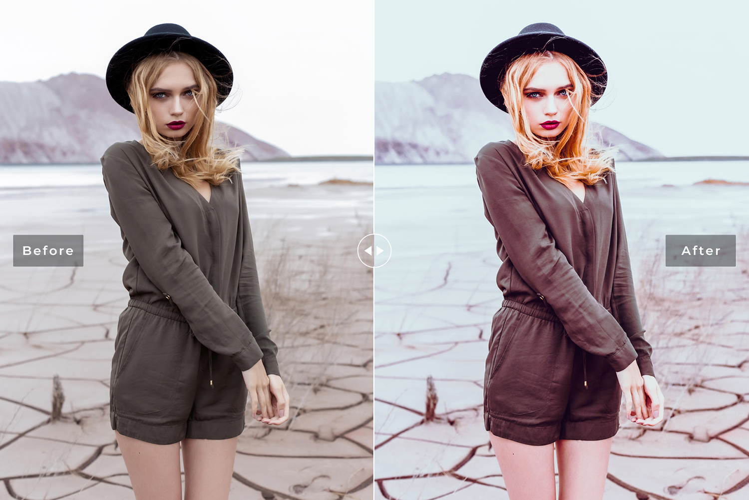Vogue Mobile & Desktop Lightroom Presets Collection example image 5