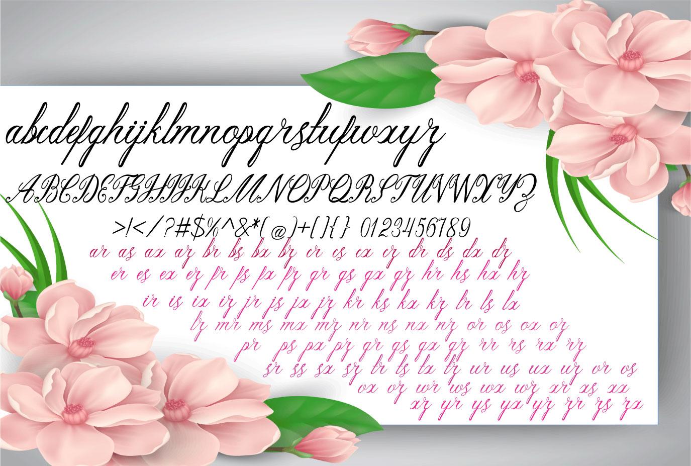Santhia script example image 4