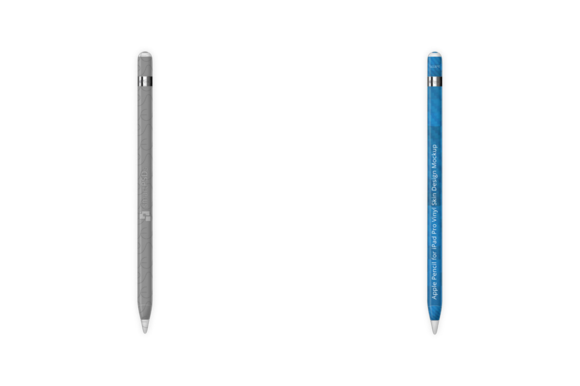 Apple Pencil for iPad Pro Vinyl Skin Design Mockup example image 3