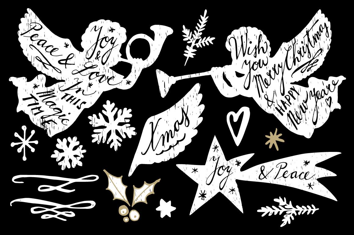 The Christmas Angel's set example image 5
