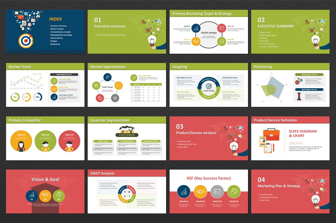 Digital Marketing Strategy PPT example image 2