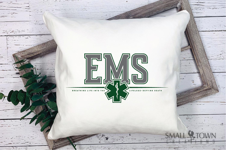 EMS, Emergency Medcial Services, Logo, PRINT, CUT & DESIGN example image 3