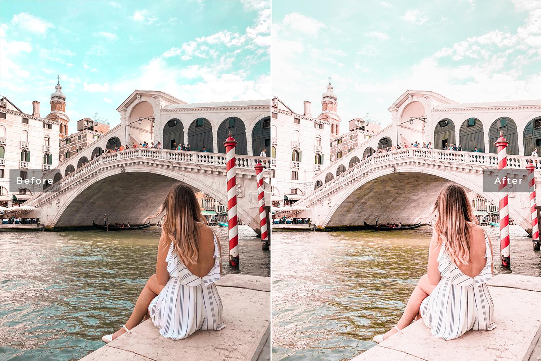 Venice Mobile & Desktop Lightroom Presets example image 4