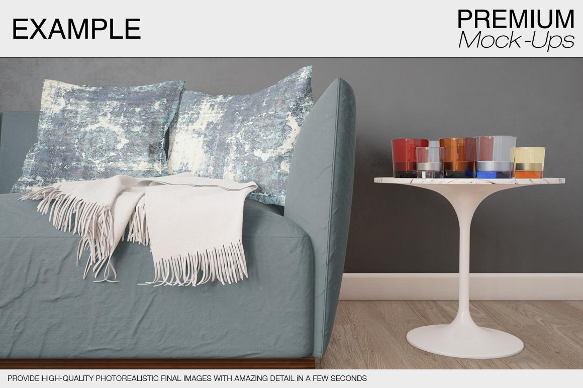 Pillow Mockup Set example image 12