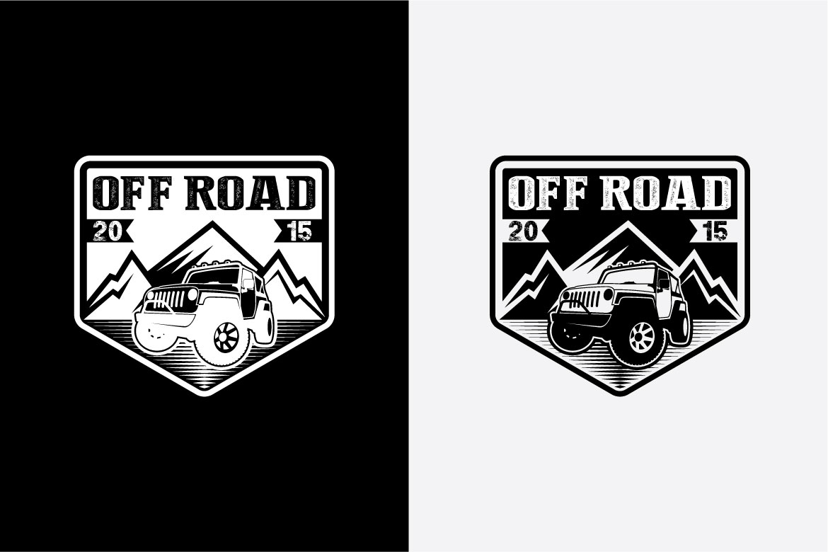 Off Road Logo Badges example image 4