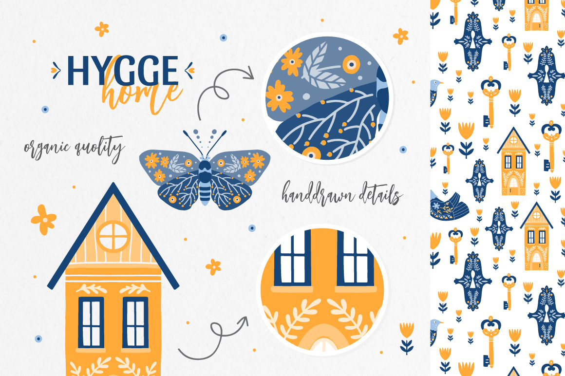 Hygge home collection example image 8