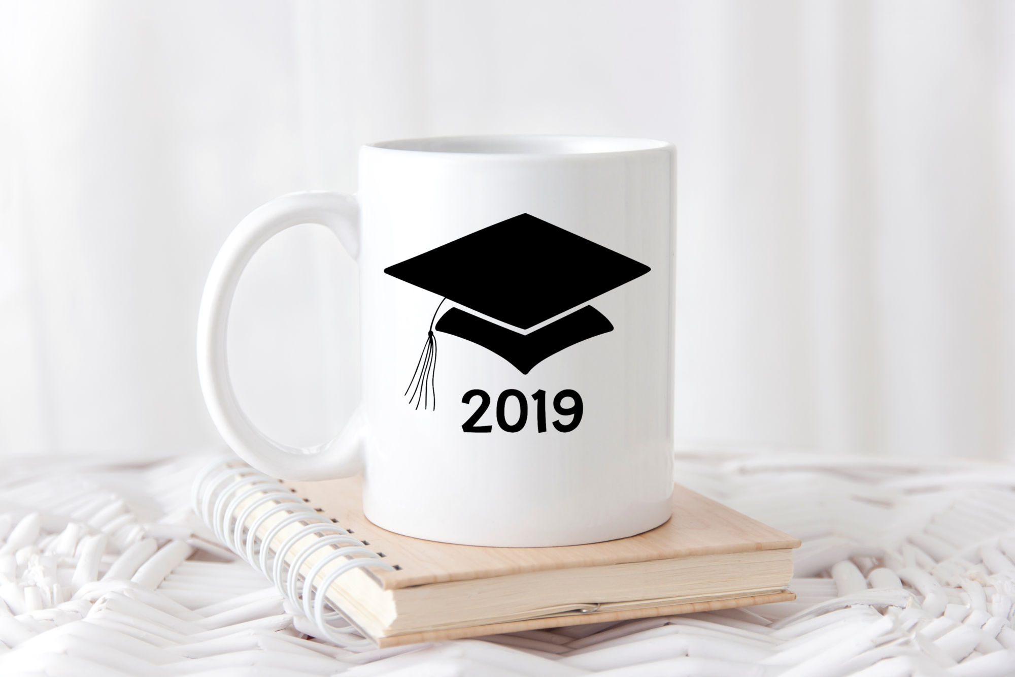 Graduation SVG Bundle - Includes 6 Class of 2019 SVG files example image 4