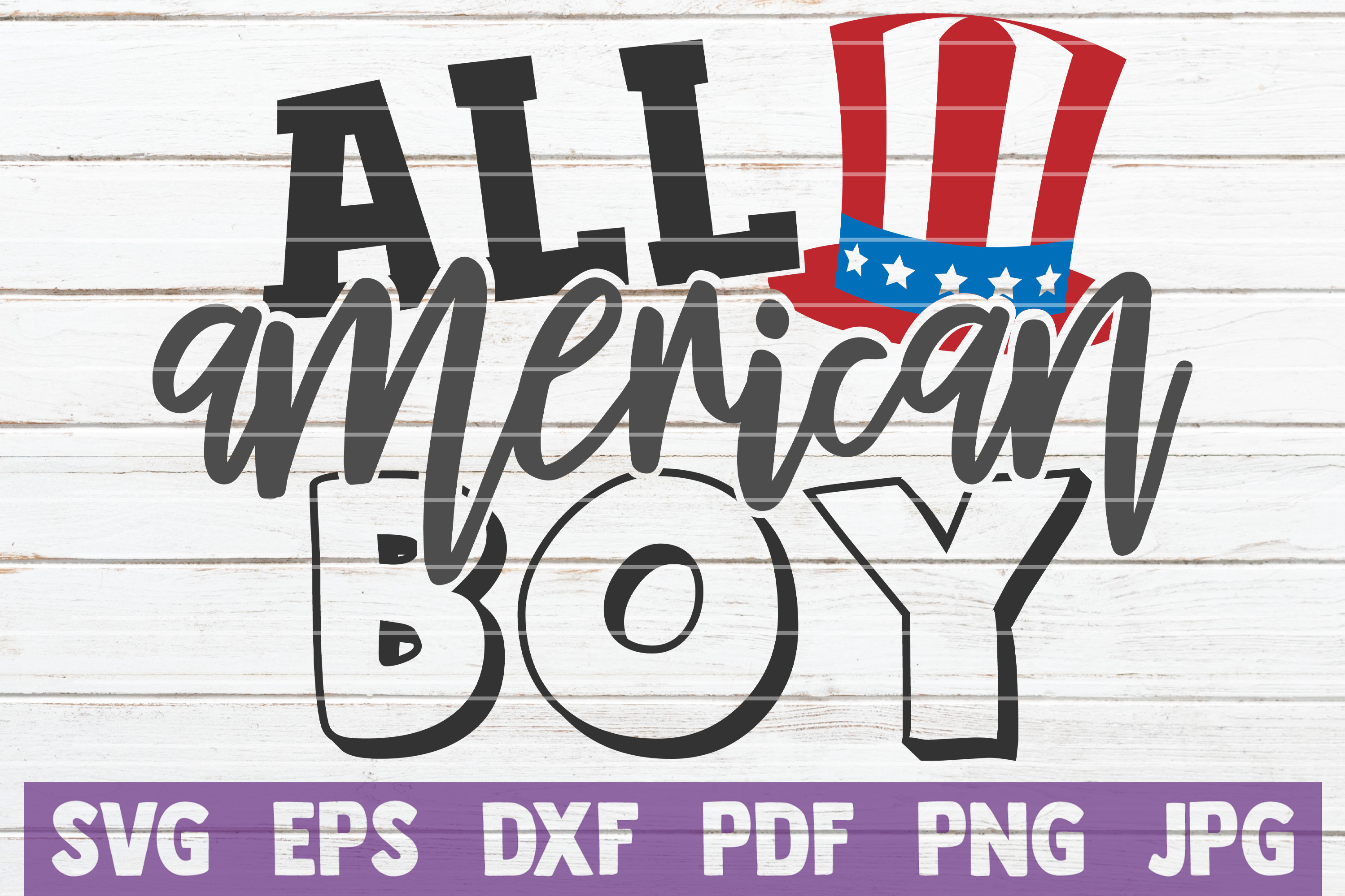 4th of July SVG Bundle | SVG Cut Files | commercial use example image 3