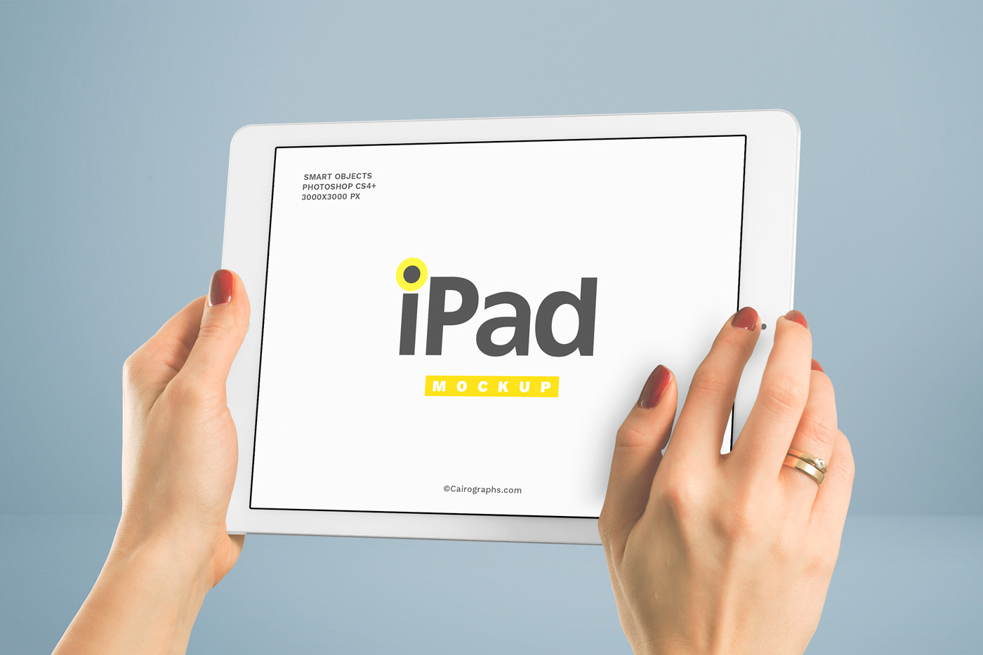 iPads Mockups example image 4