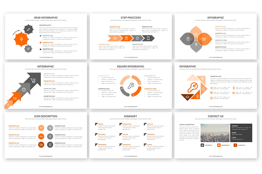 Grand PowerPoint Template example image 7