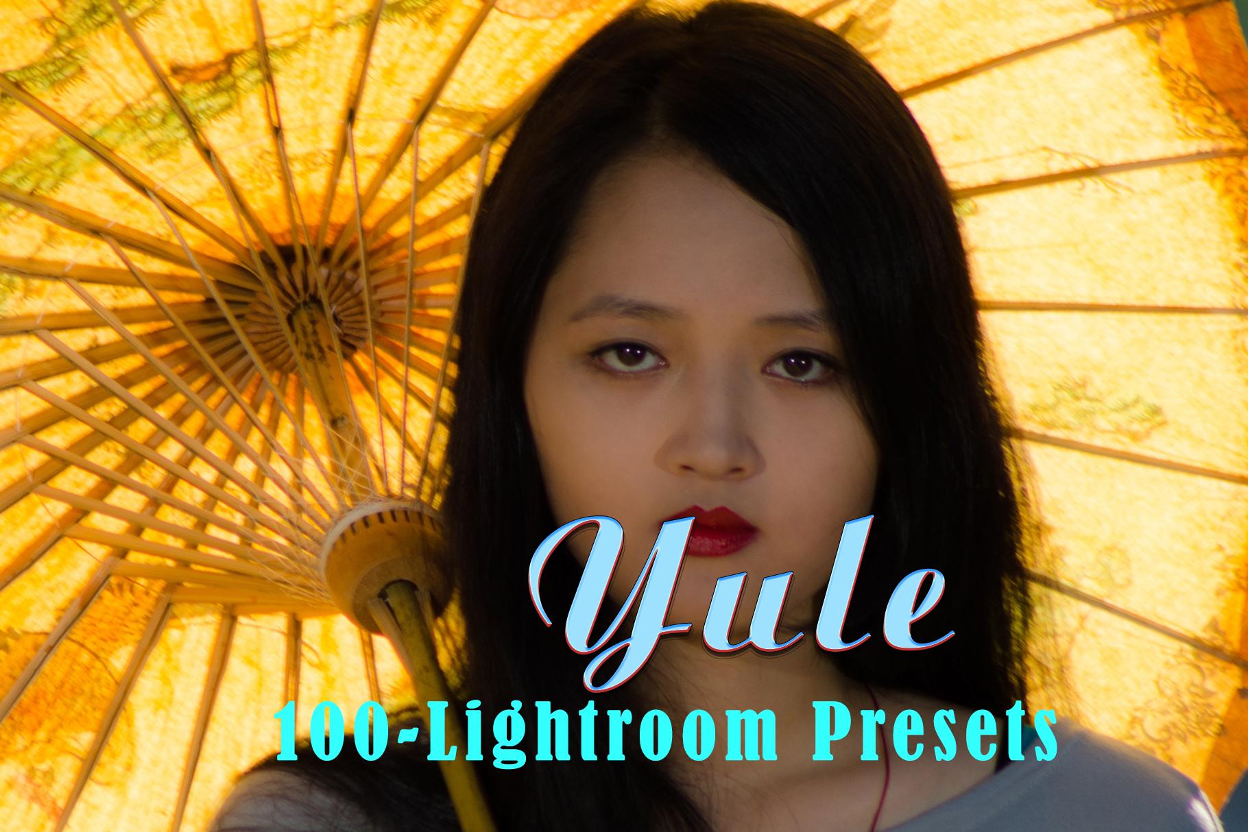 Yule Lightroom Presets example image 1
