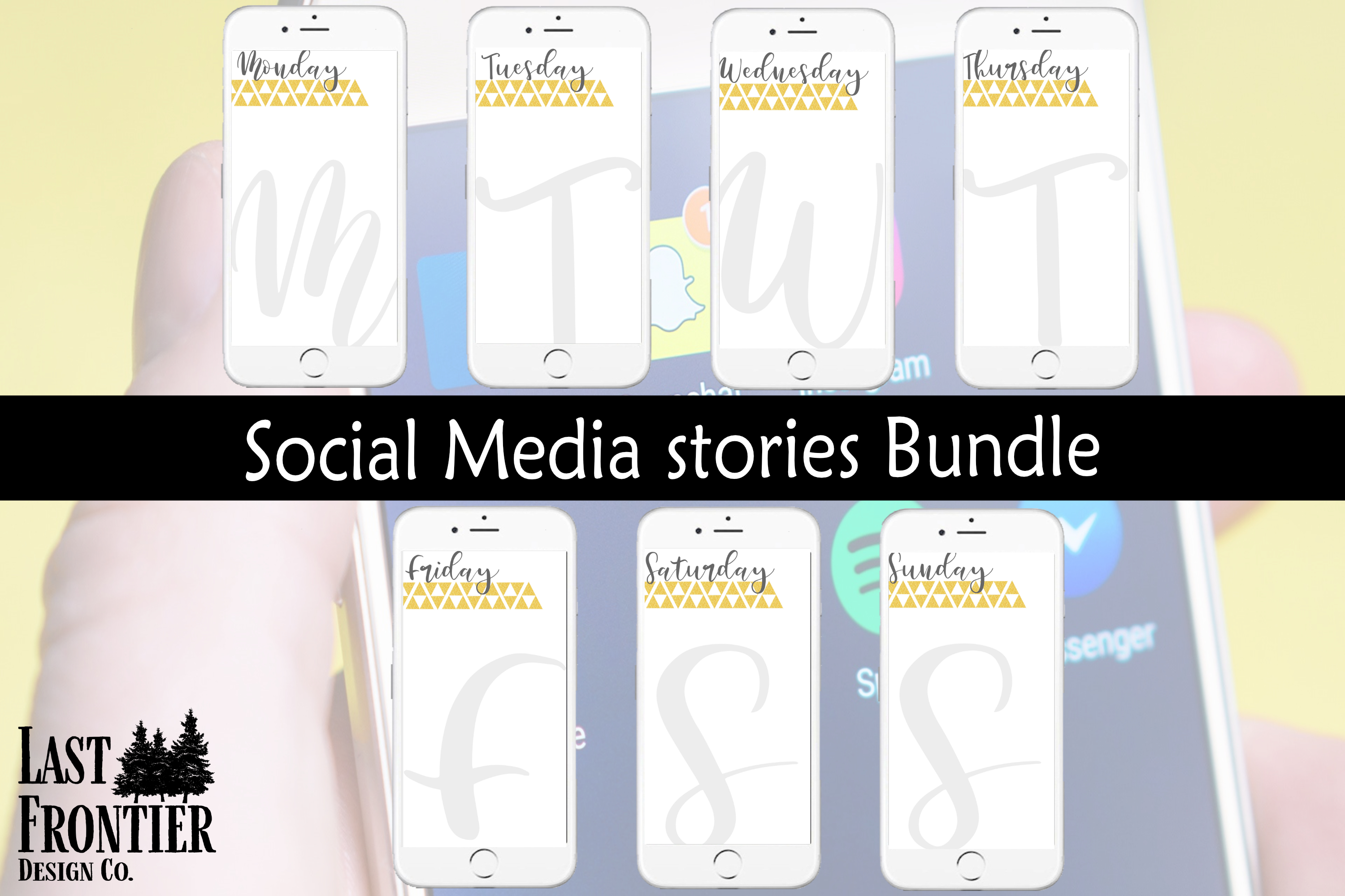 Days of the week social stories template example image 1