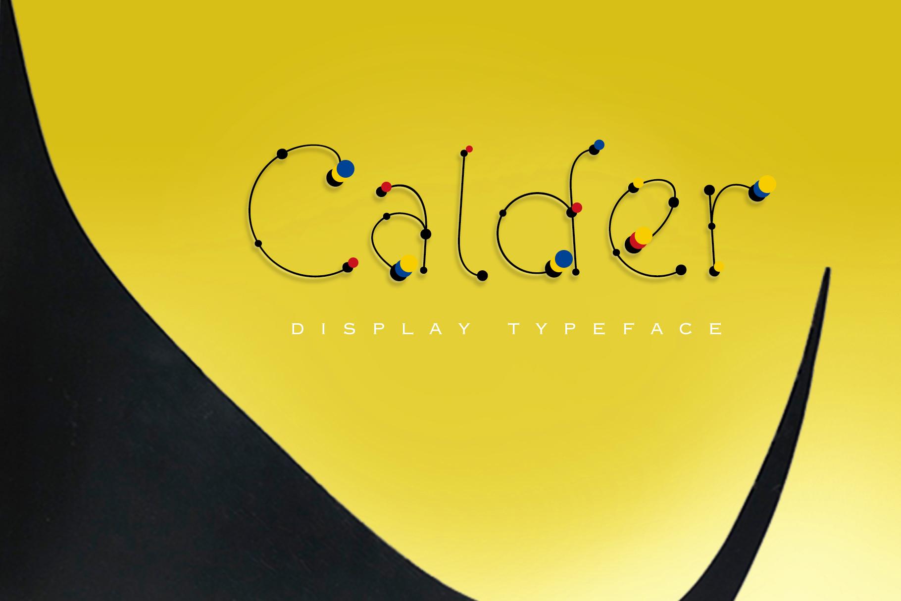 Calder example image 1