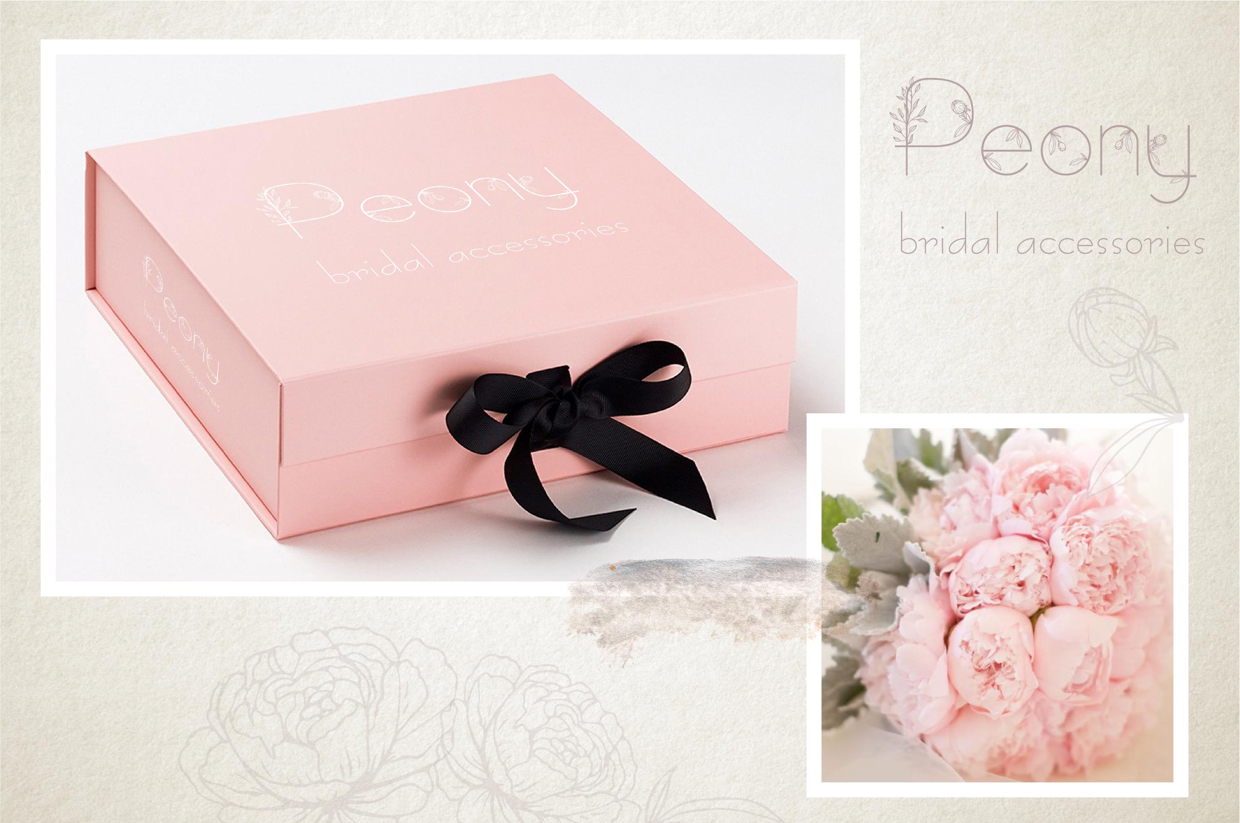 Amelie Floral Display Font example image 3