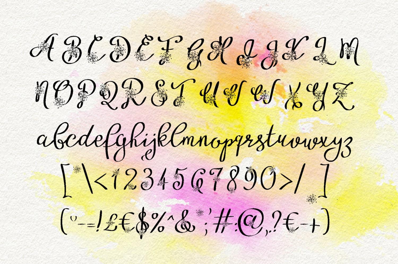 Alyfe font example image 7