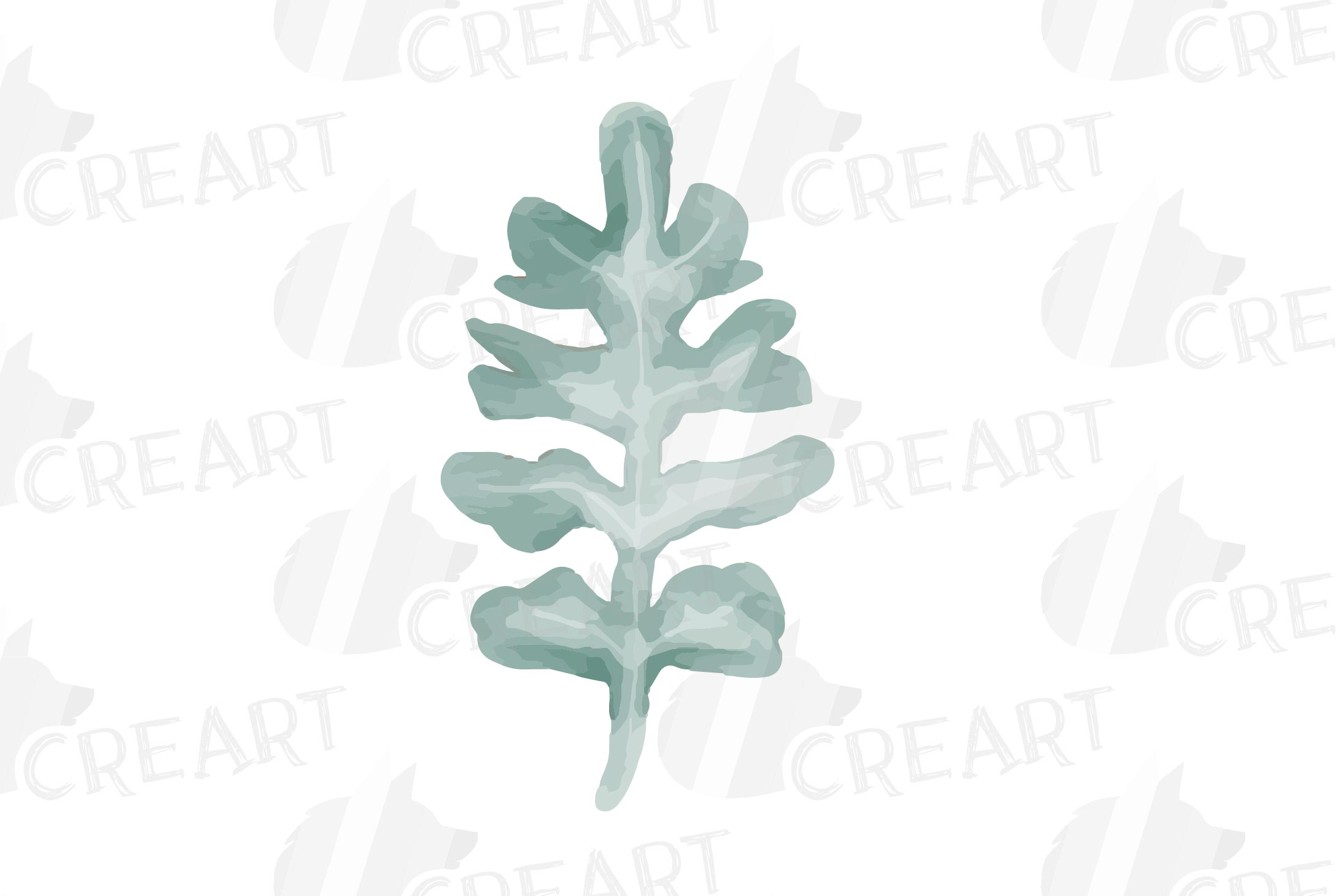 Cotton bolls and fir branch leafy autumn and winter decor example image 8