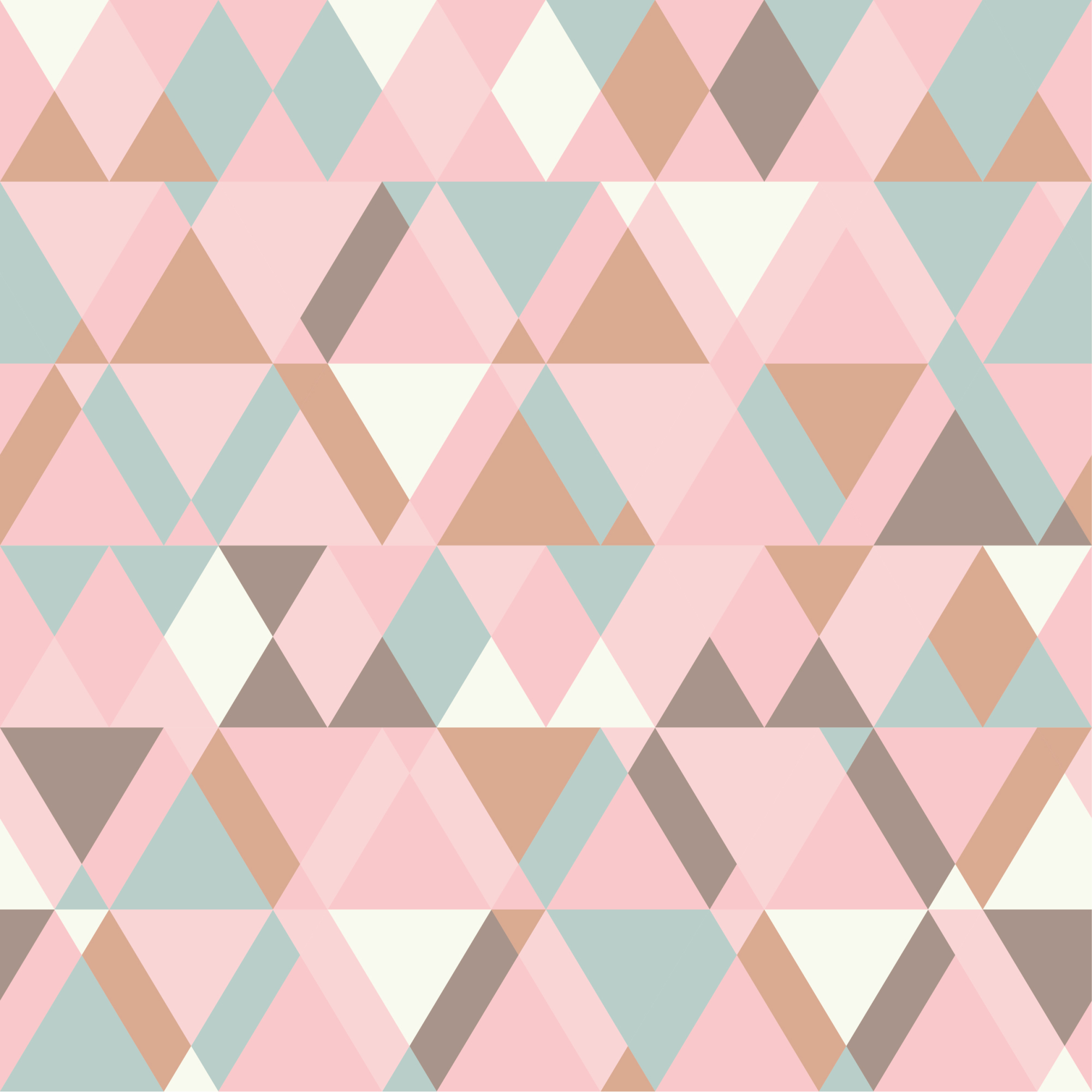 Set of 12 seamless vector backgrounds with abstract geometric pattern.  example image 3