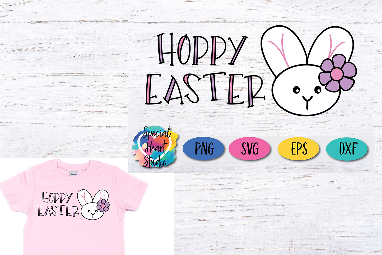 Easter Bundle - A bundle of Easter cut SVG files example image 9