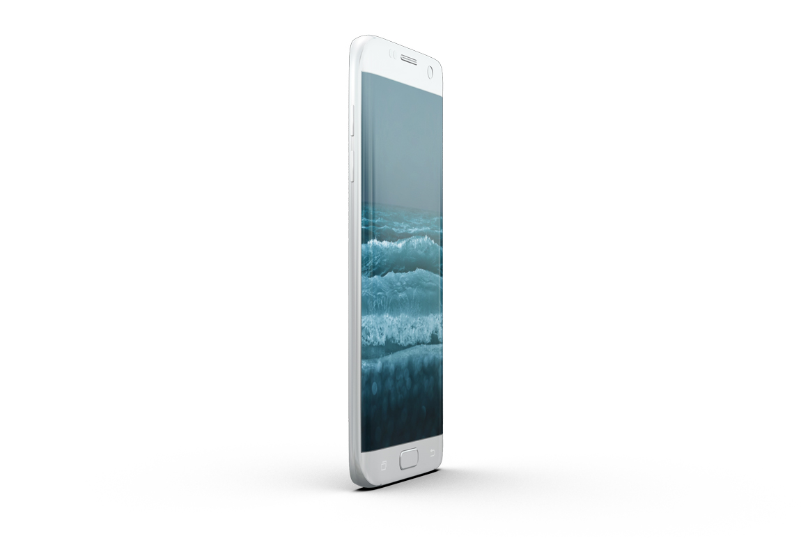 Samsung Galaxy S7 Edge Mockup example image 14