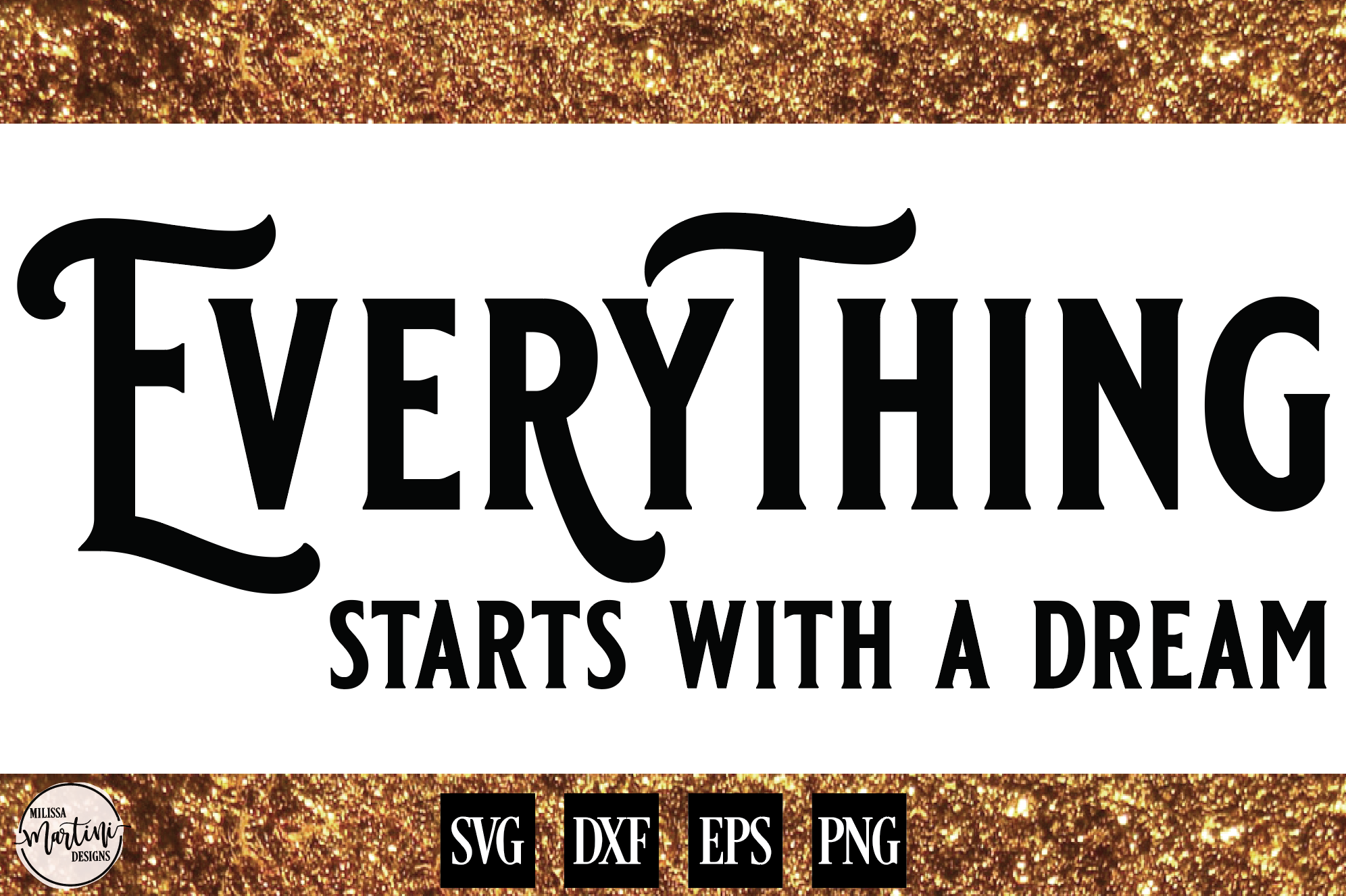 Everything Starts With a Dream example image 1