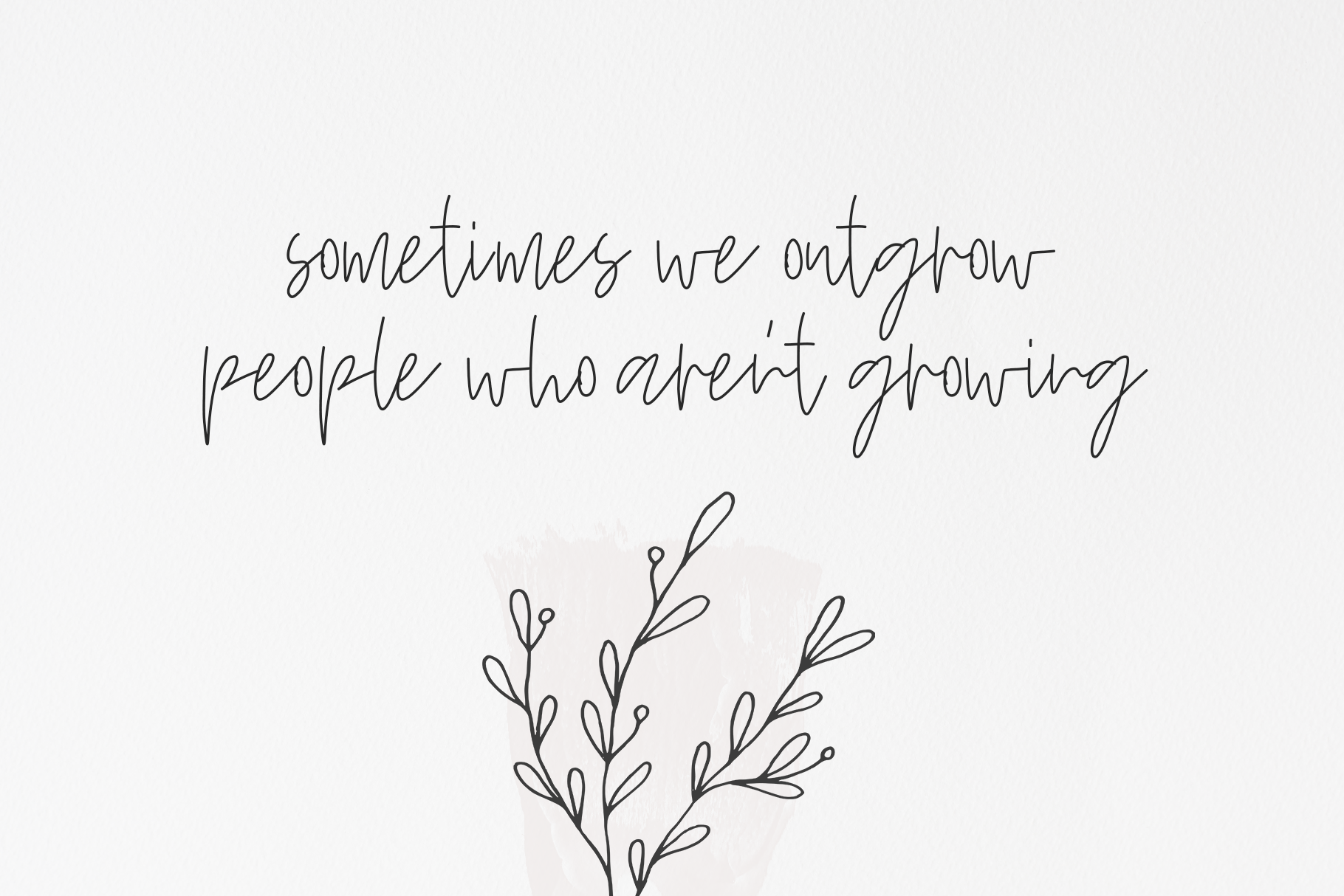 Wildflowers - A Handwritten Script Font example image 4