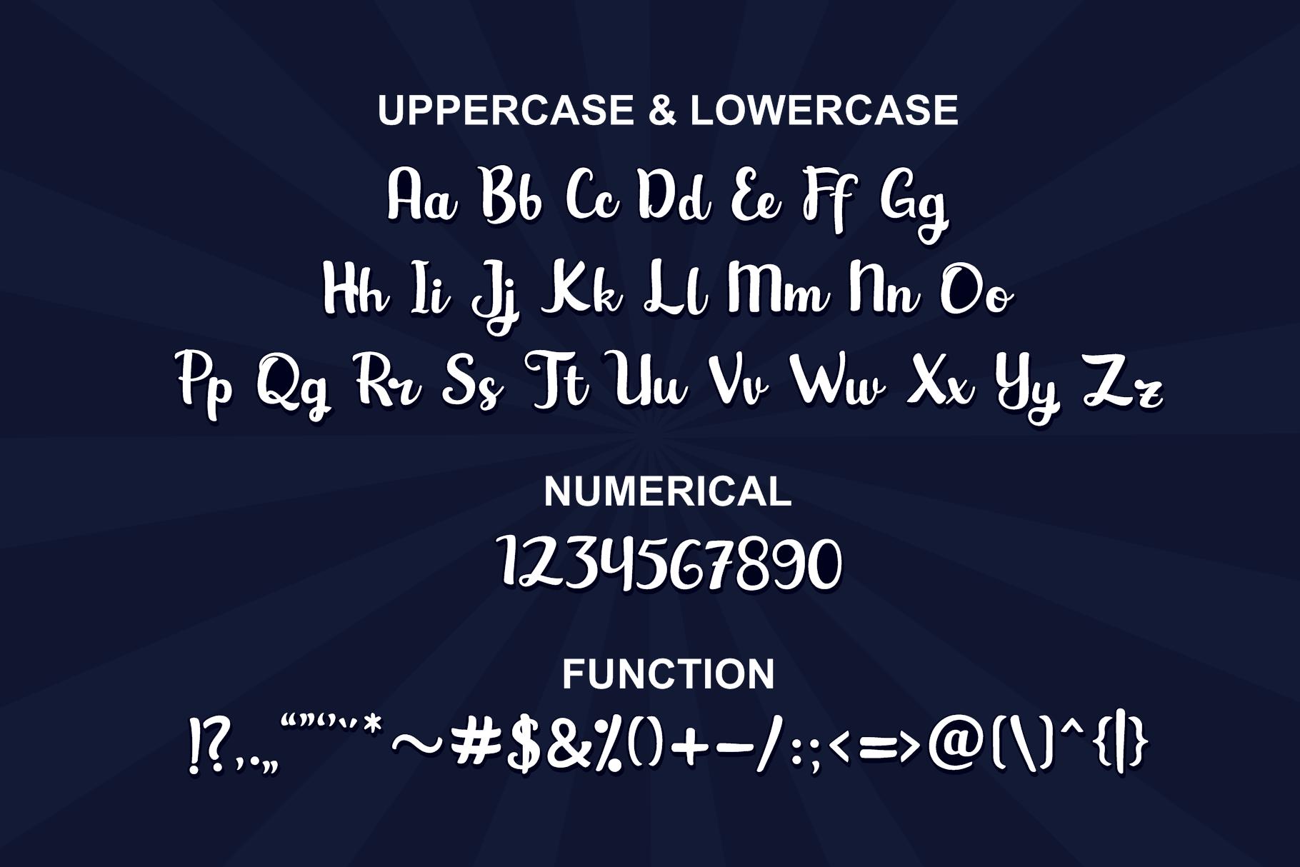 Hansley - Retro Font example image 7