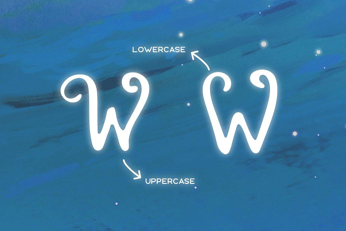 Wisp Typeface example image 4