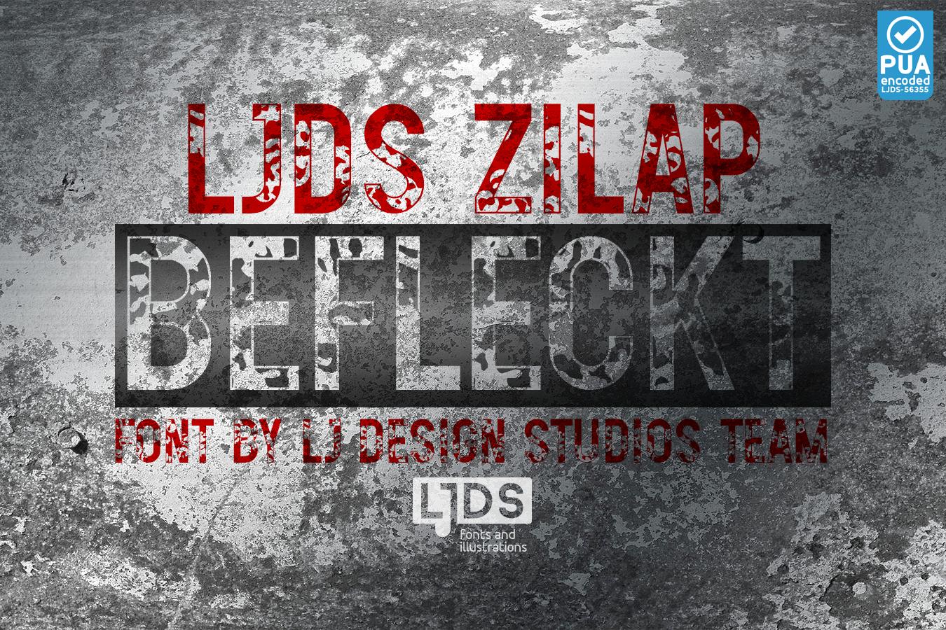 LJDS Zilap Befleckt example image 1