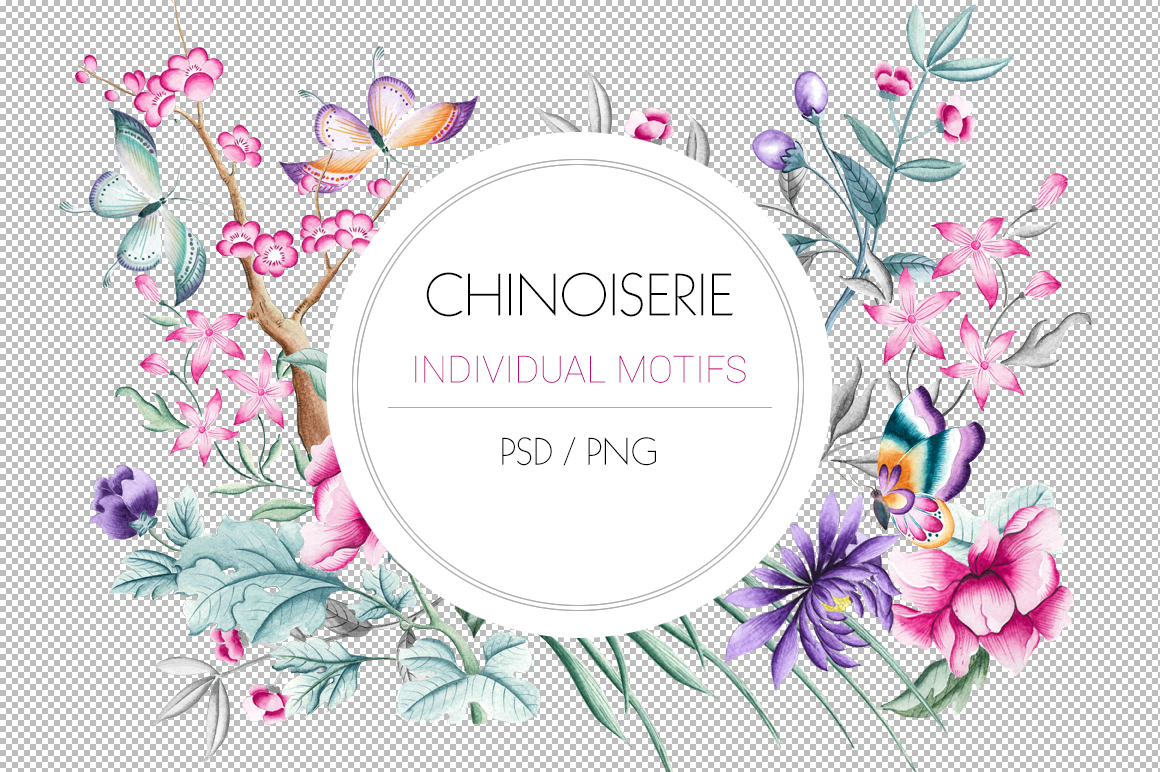 Chinoiserie example image 3