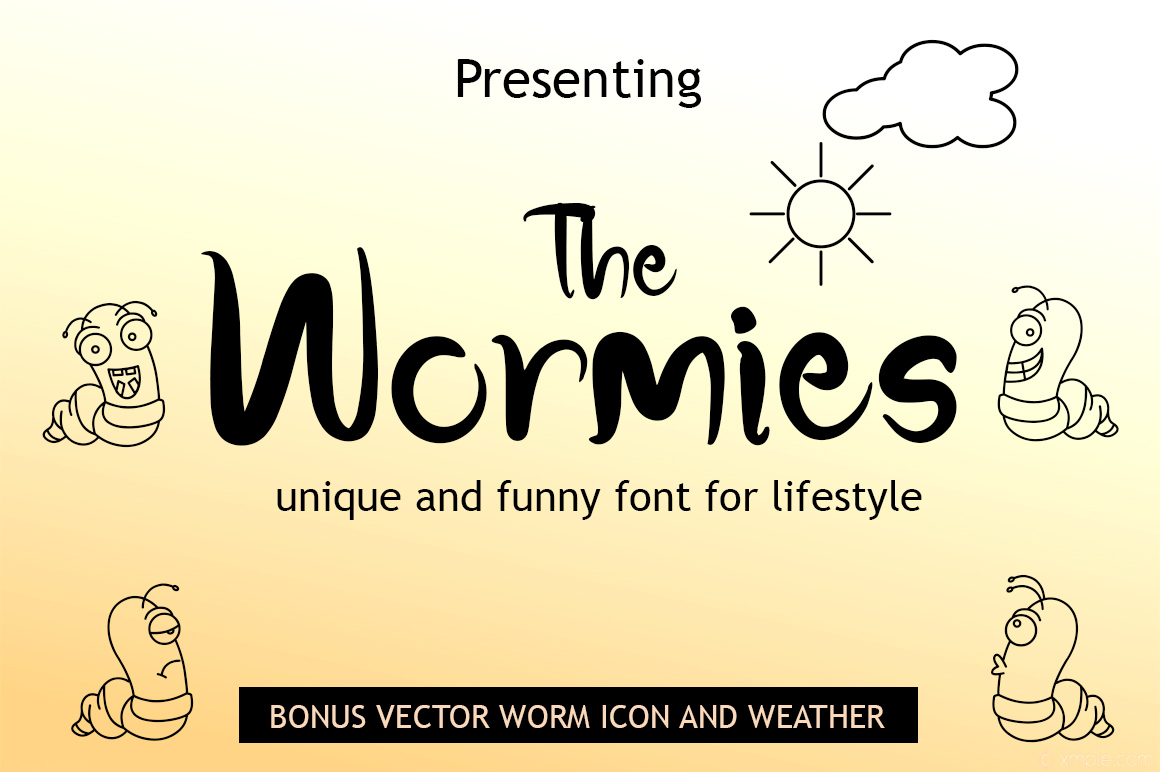 The Wormies example image 1