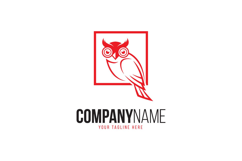 Owl Logo example image 1