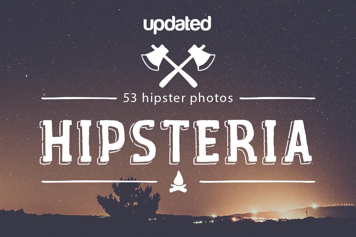 Hipsteria I and II packs example image 8