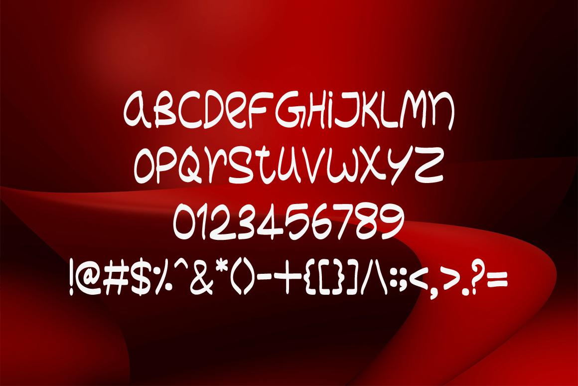 Formiane Typeface example image 5