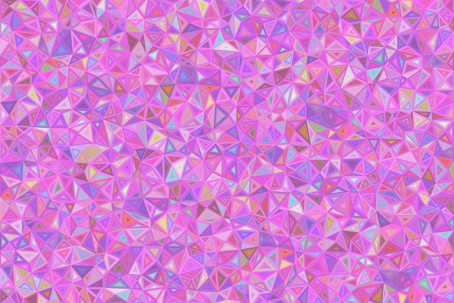 50 Colorful Triangle Backgrounds example image 3