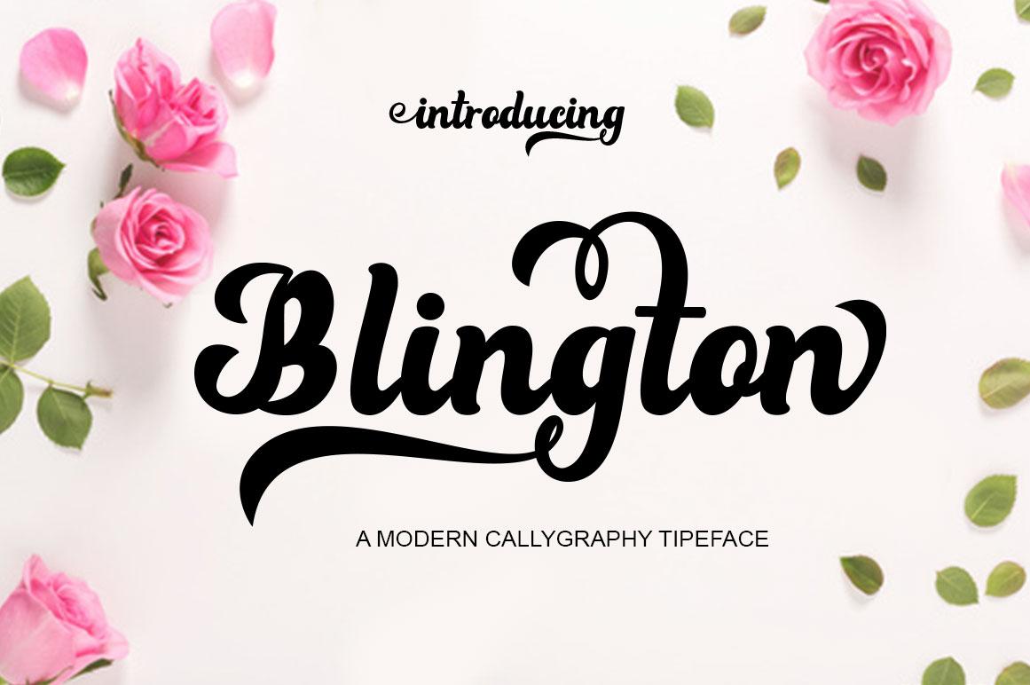 Blington example image 1