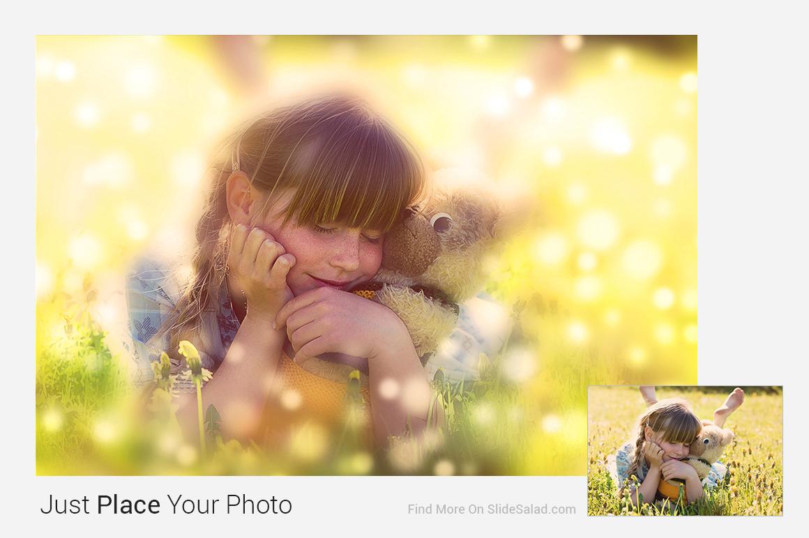 Soft Focus Photoshop Mock-ups example image 8
