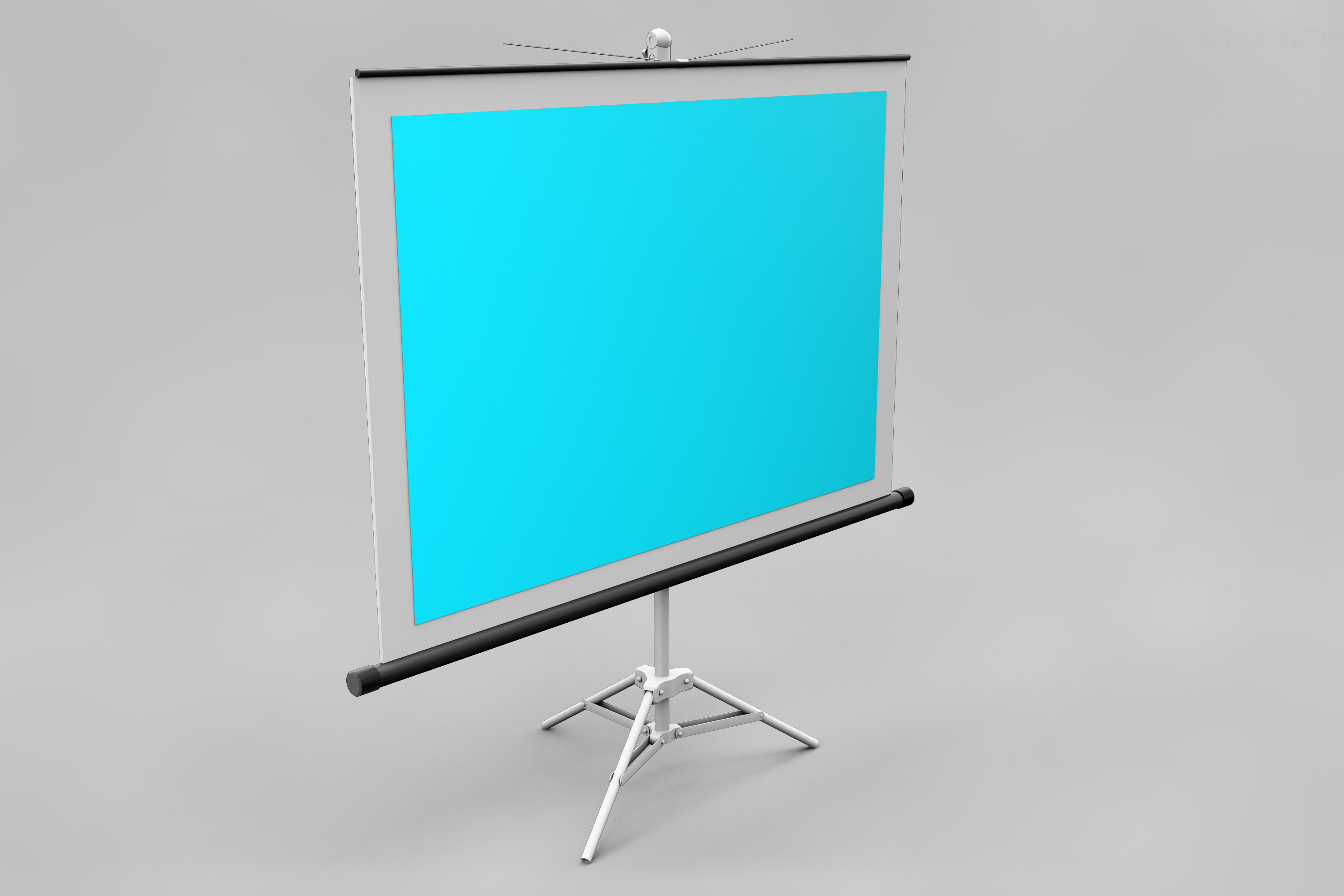 Projector Screen MockUp example image 10