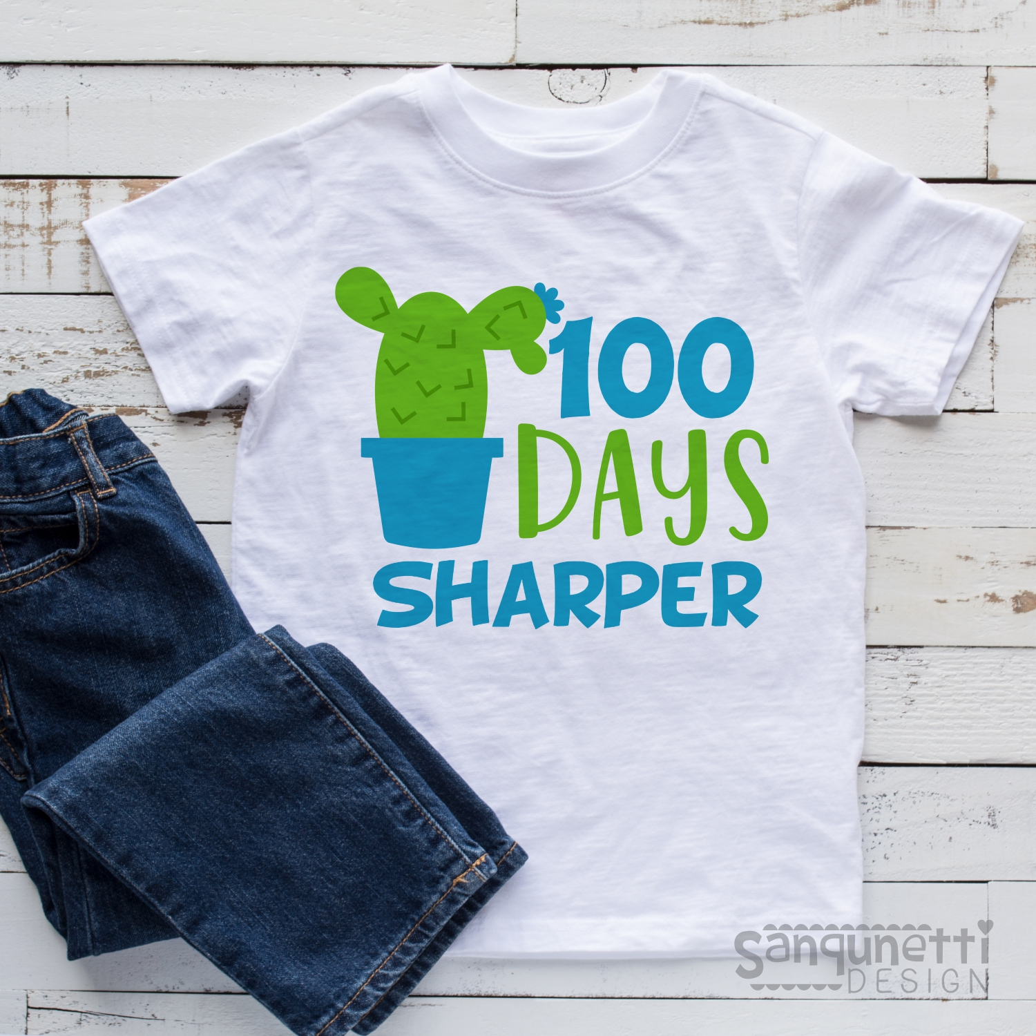 100 Days sharper svg, school cutting file example image 2