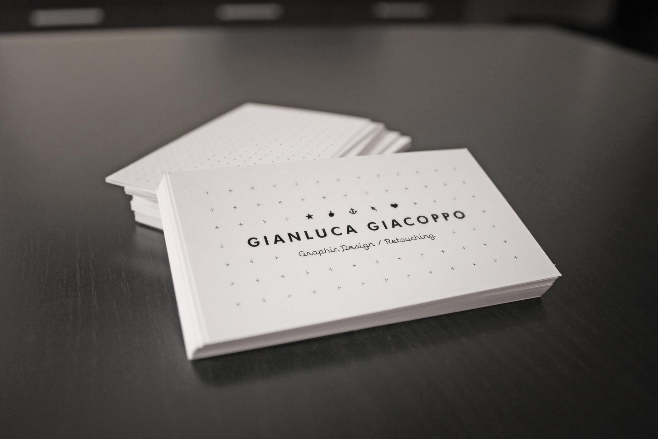Set of 15 Business Card - Flyer Mock-ups example image 18