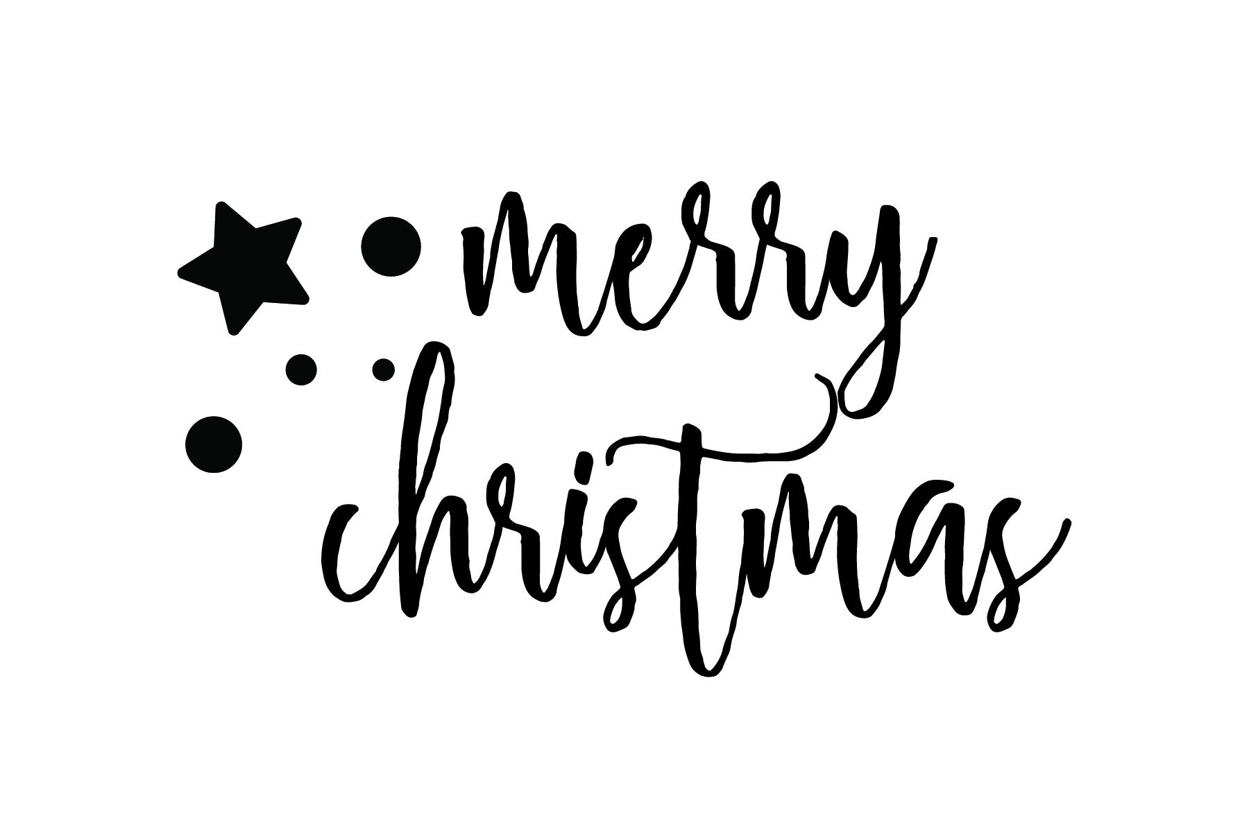 Christmas Sayings, Quotes, SVG Cut FIle, Mug, Tshirt Designs example image 3