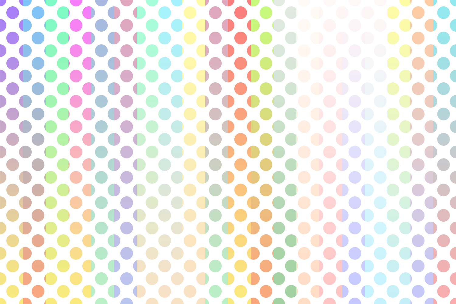 60 Gradient Dot Patterns example image 2