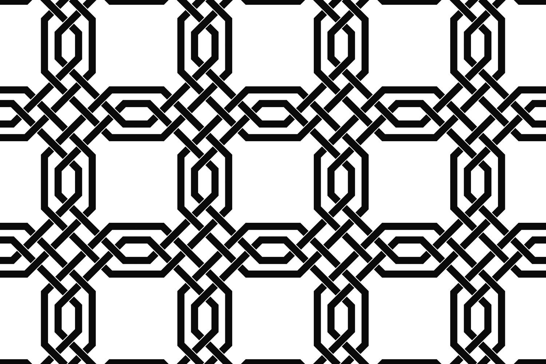15 seamless grid patterns EPS, AI, SVG, JPG 5000x5000 example image 2