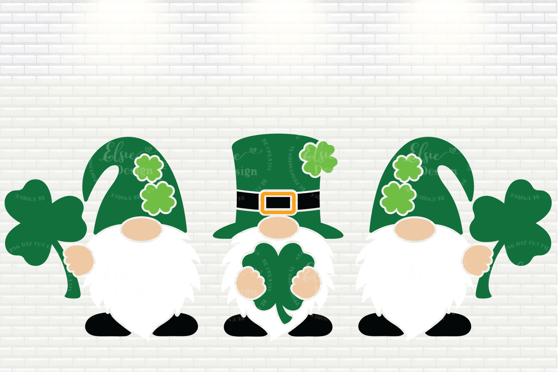 Irish Gnomes SVG Cut Files example image 2
