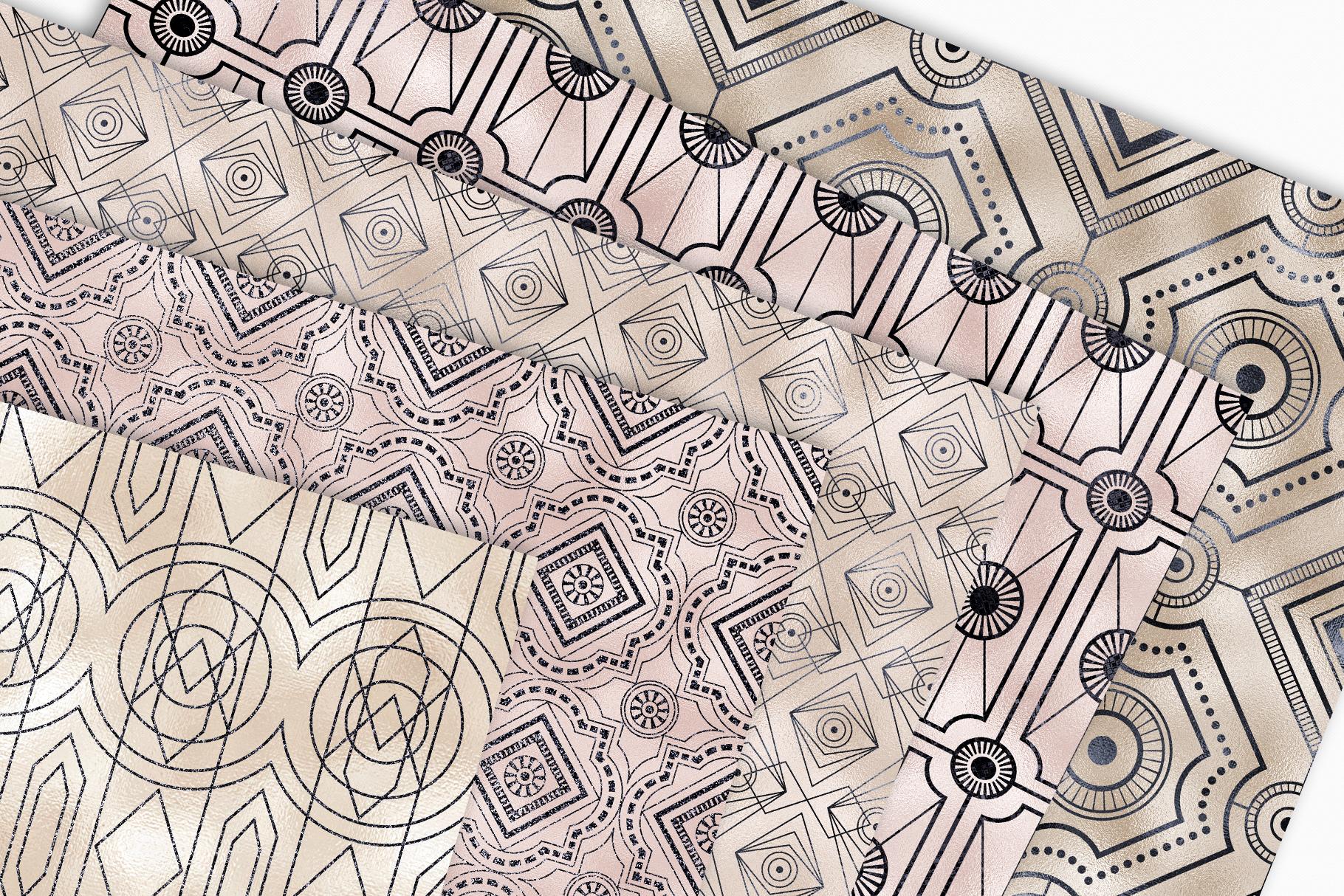 Noir - Patterns & Textures Bundle example image 26