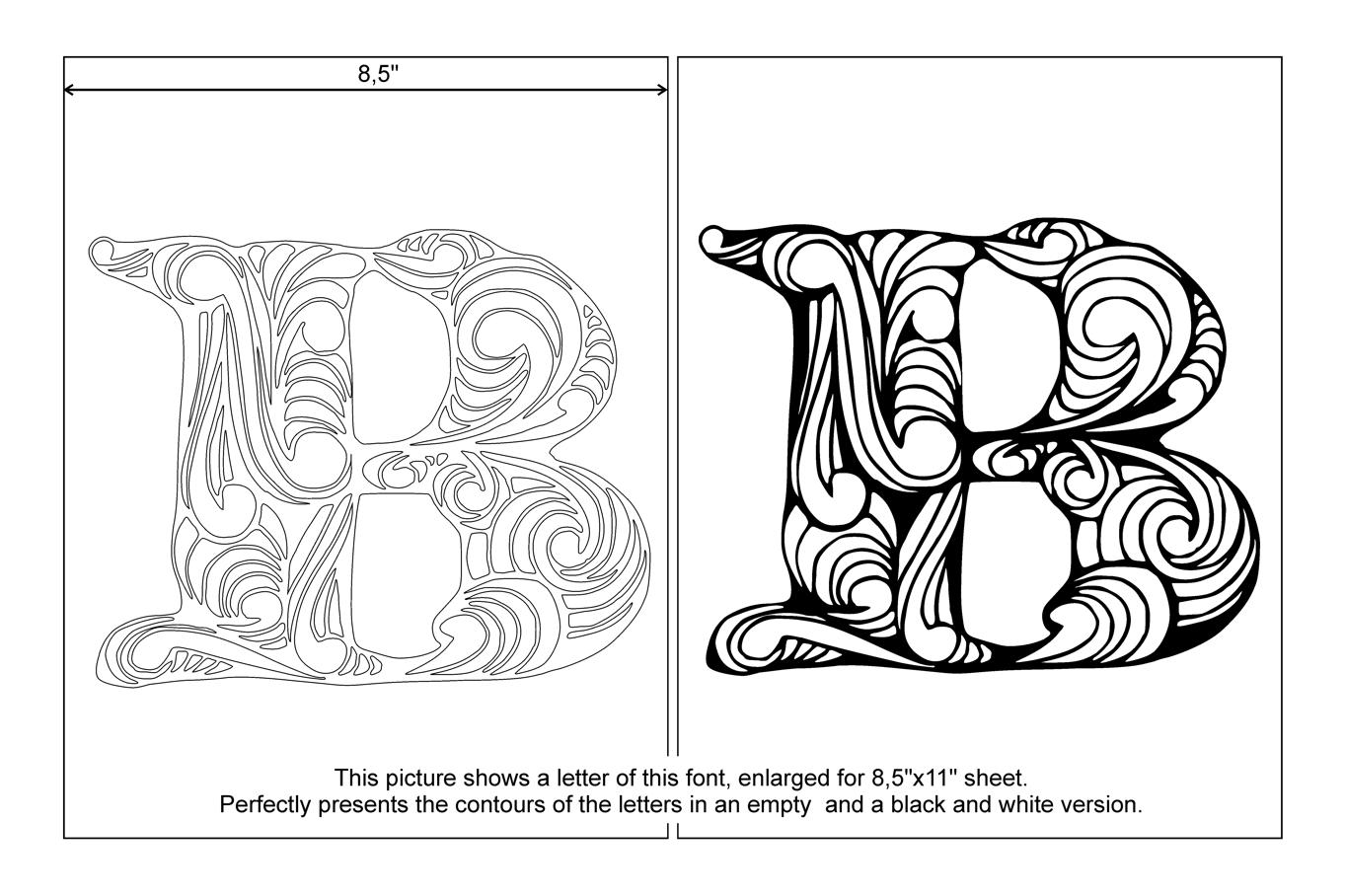 Kahir Font example image 2
