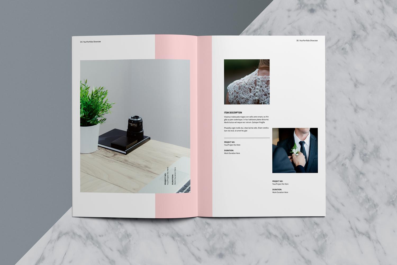 Designer Portfolio-48 Pages example image 20