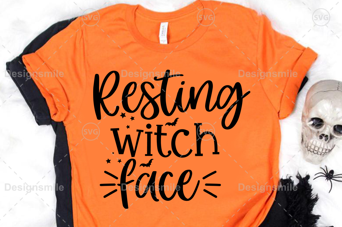 Halloween Tshirt Design Bundle example image 8